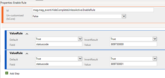 image thumb 8 How to Use Enable Rules in Dynamics 365 with the Ribbon Workbench