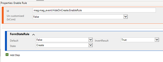 image thumb 7 How to Use Enable Rules in Dynamics 365 with the Ribbon Workbench