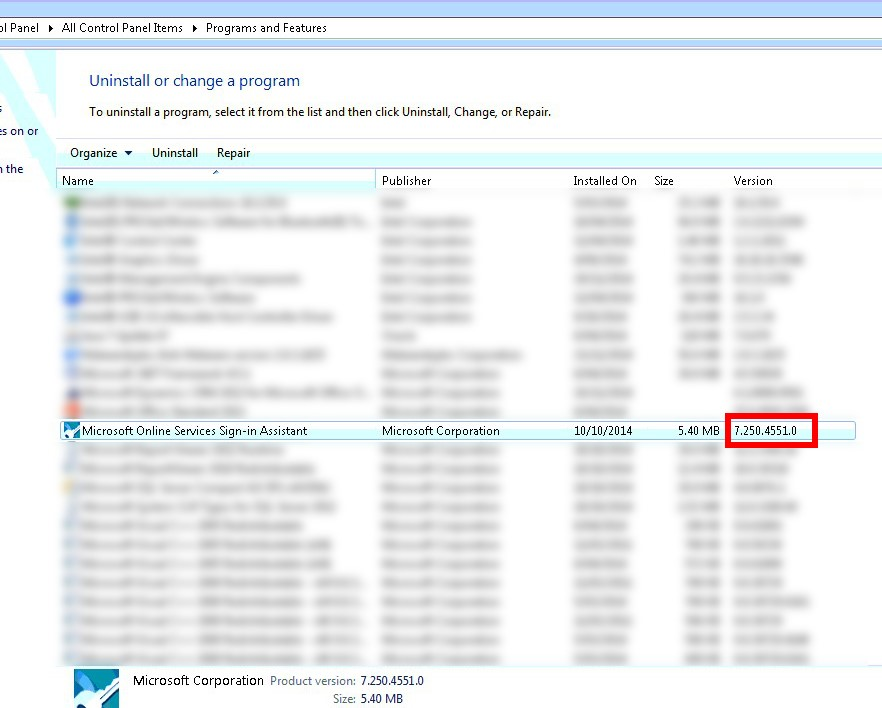 Error Configuring Microsoft Dynamics CRM 2013 for Outlook