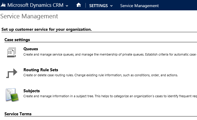 Microsoft Dynamics CRM 2013 SP1 Routing Rules