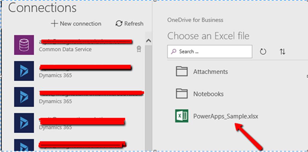 Excel hook up