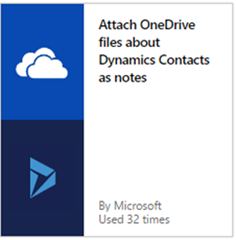 image thumb How to Create Dynamics 365 Notes from OneDrive using Microsoft Flows