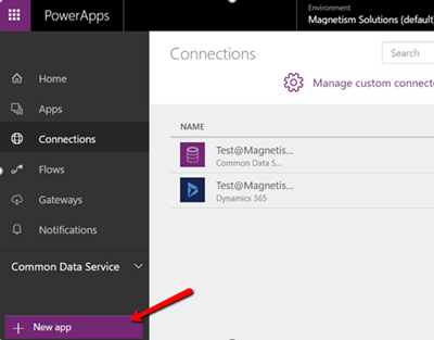 image thumb How to Connect to Dynamics 365 from Microsoft PowerApps