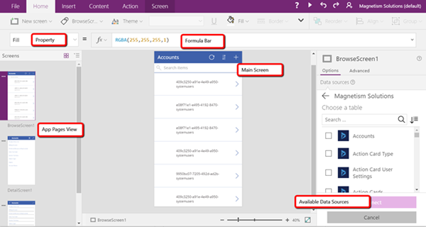 image thumb 3 How to Connect to Dynamics 365 from Microsoft PowerApps