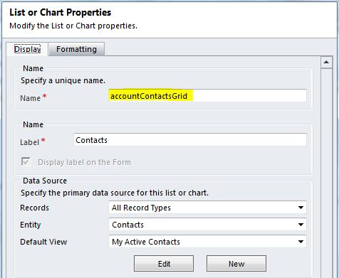 Disable Subgrids with Javascript in Dynamics CRM 2011