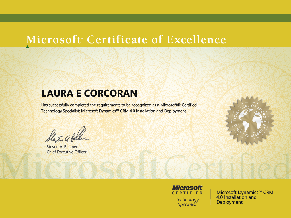 Review of Microsoft Dynamics CRM Installation and Deployment Exam ...