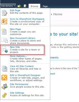 Out of the box Functionality of SharePoint 2010
