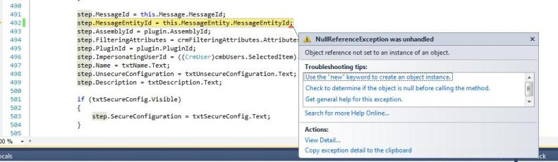Associate/Disassociate Message for Dynamics CRM 2011 Plug-ins
