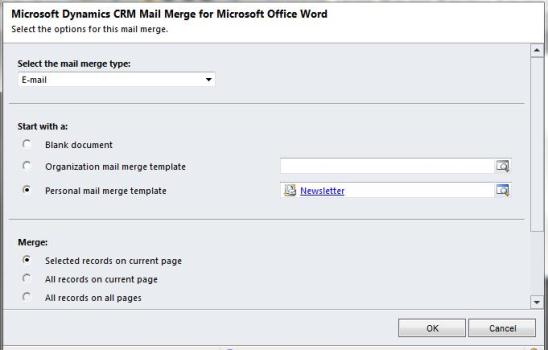 microsoft word email template