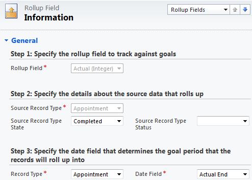 Goals Management in Dynamics CRM 2011 Goal Metrics 3