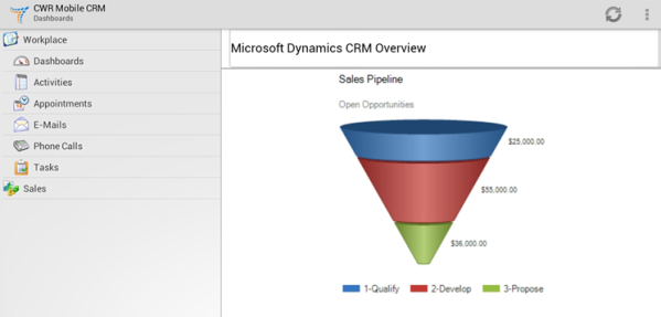 Installing an Organisation Trial of CWR Mobile CRM for a Microsoft ...