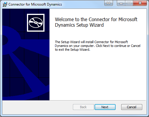 Microsoft Dynamics CRM 2011 Instance Adapter Part 2 Connector Installation