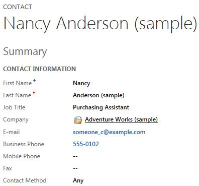 Microsoft Dynamics CRM 2011 Instance Adapter Part 7 Sample Data Integration Part 4