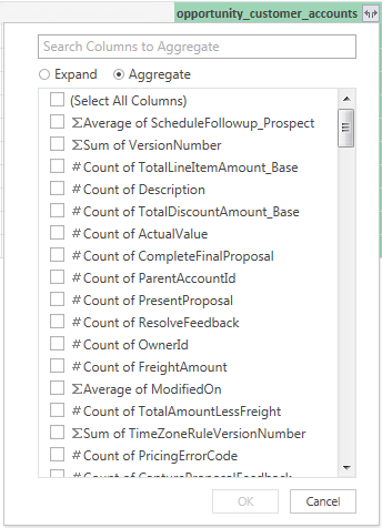 Power BI Microsoft Dynamics CRM 2013 – Part 8