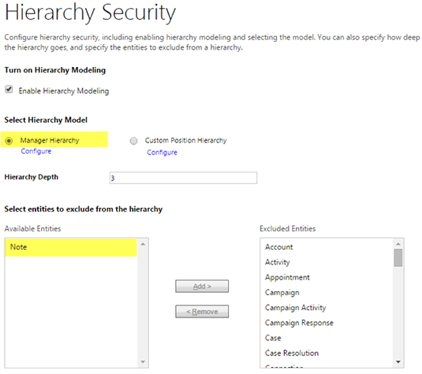 image thumb 4 Use Hierarchy Security in Microsoft Dynamics CRM for Private Notes