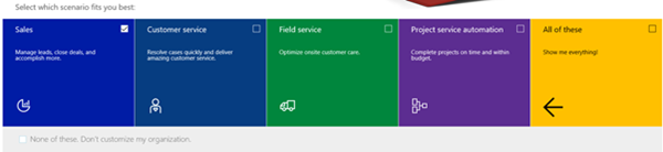 image thumb Options for Microsoft Dynamics 365 Free 30 Day Trial
