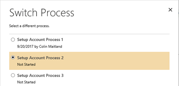 image thumb 1 Business Process Flow Specific Entities in Microsoft Dynamics 365   Part 2