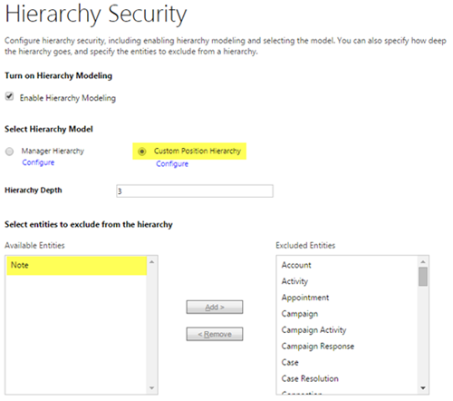 image thumb 5 Use Hierarchy Security in Microsoft Dynamics CRM for Private Notes