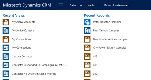 05999394 c284 4656 a21b 34780c634869 021416 2105 Recentlyvie2 Recently viewed records and views in Microsoft CRM 2016