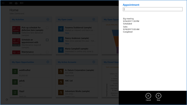 image thumb 2 How to Use Task Flows to Help Your Mobile Workforce Manage Micro Processes in Dynamics 365