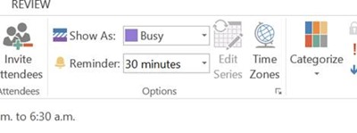 clip image018 thumb What to do when reminders are missing for appointments synchronized from Dynamics 365