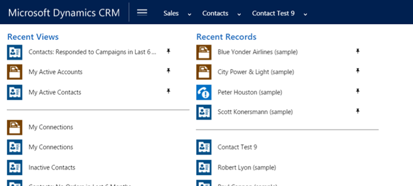 8e61174f c662 4664 8647 b17936e0a62b 021416 2105 Recentlyvie6 Recently viewed records and views in Microsoft CRM 2016