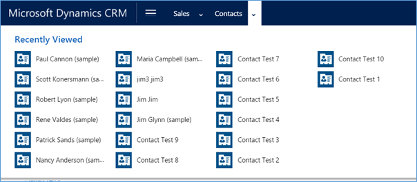 bac7414e f6d8 4e2f 9686 d2d3a281110b 021416 2105 Recentlyvie3 Recently viewed records and views in Microsoft CRM 2016