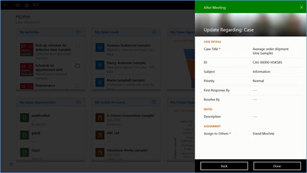 image thumb 9 How to Use Task Flows to Help Your Mobile Workforce Manage Micro Processes in Dynamics 365