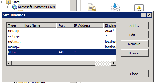 CRM 2011 IFD SSL OffLoading and DefaultEndpointBinding Issue