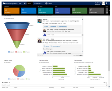 Microsoft Dynamics CRM 2013 Makes Business Personal
