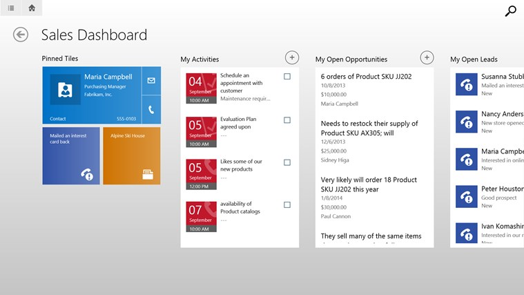 Microsoft Dynamics CRM 2015 – Set Dashboards to be available for Mobile Users