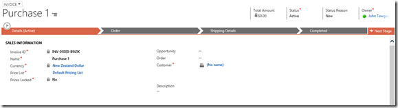 image thumb 6 How to Make a Business Process Flow Driven Form in Dynamics 365
