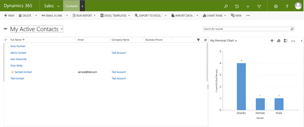 image thumb 1 Migrating Personal Dashboards and Charts using Impersonation in Dynamics 365
