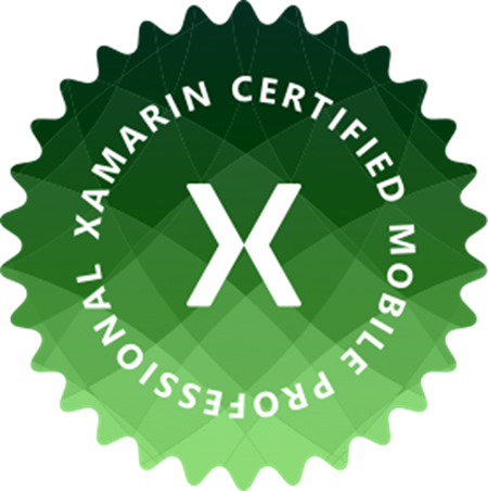 image thumb 2 How to Become a Xamarin Certified Professional Developer