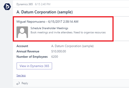 image thumb 5 Step by Step Guide Connecting Microsoft Dynamics 365 with Microsoft Teams