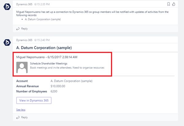 image thumb 1 Microsoft Teams and its Impact with Microsoft Dynamics 365