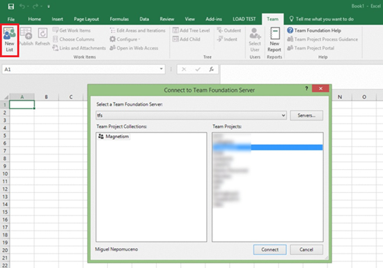 image thumb 8 How to Create Custom Test Execution Reports in Excel from Team Foundation Server   Part 1