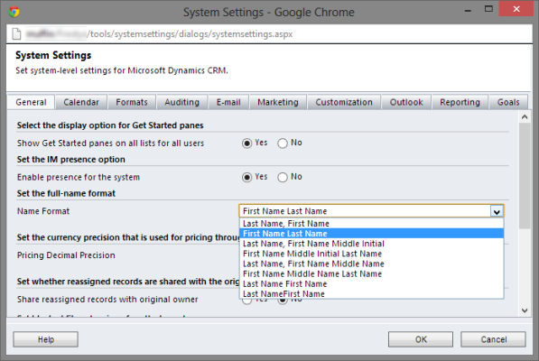 Set custom Full Name format in CRM 2011 with Plugin