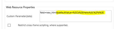 image thumb 2 Basic HTML Rich Text Editor for Microsoft Dynamics CRM 2015