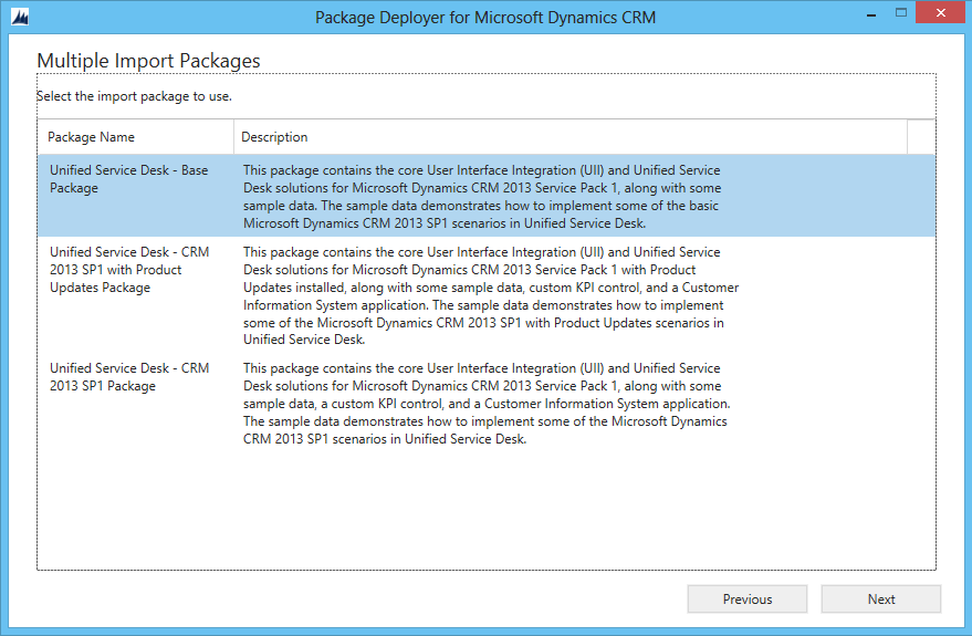 Download and Install Unified Service Desk