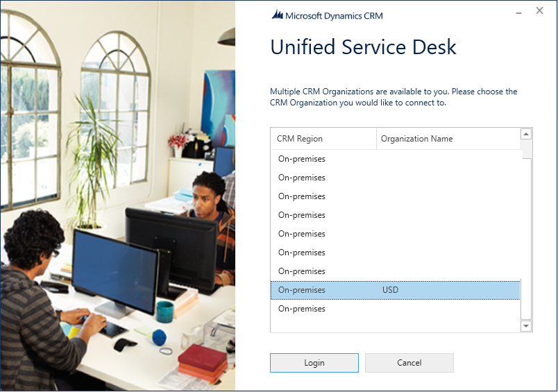 Getting Started with Unified Service Desk