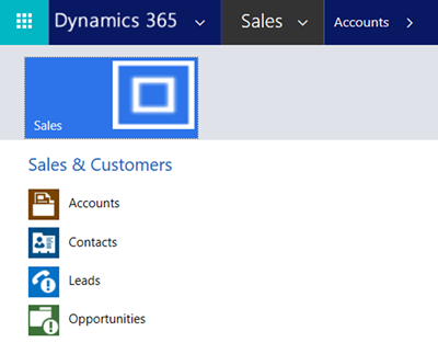 image thumb 6 How to Create App Modules Using App Designer in Dynamics 365