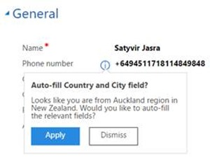 clip image020 thumb How to Use Recommendations in Dynamics 365 Business Rules
