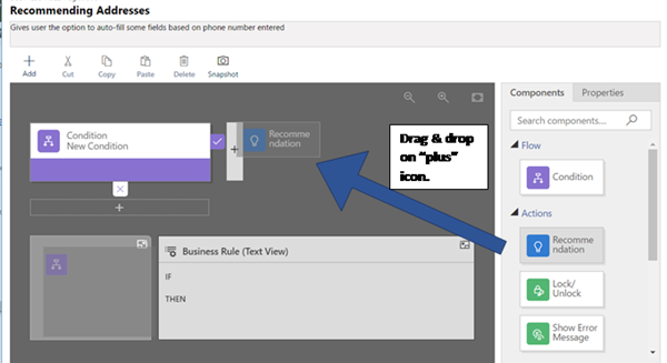 clip image002 thumb How to Use Recommendations in Dynamics 365 Business Rules