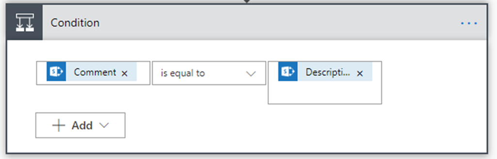 Using the Condition Builder to Compare Multiple Values in Microsoft