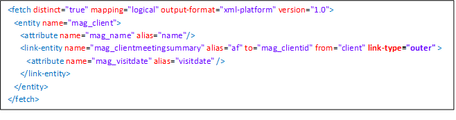 77e551cd 1b9e 4971 8299 7bb7257fccdb 072315 0321 FetchXMLRet1 FetchXML Retrieving Nulls in a Linked Entity for use in Dynamics CRM Reports