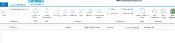 image thumb 1 Queue Items Disappear on Queue Deactivation in Dynamics 2016