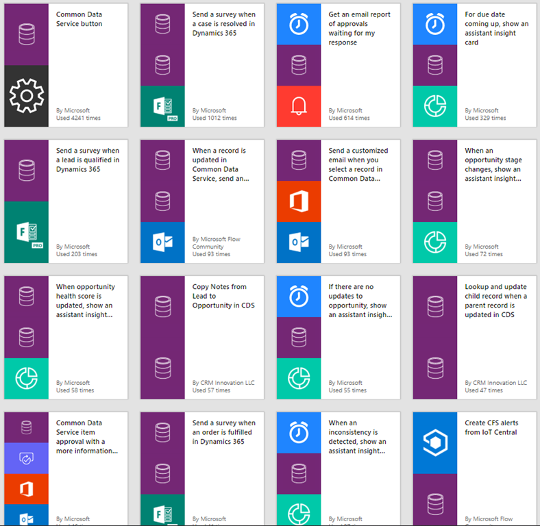 Differences between Dynamics 365 Workflows and Microsoft Flow