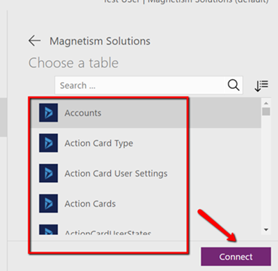 How to Connect to Dynamics 365 from Microsoft PowerApps