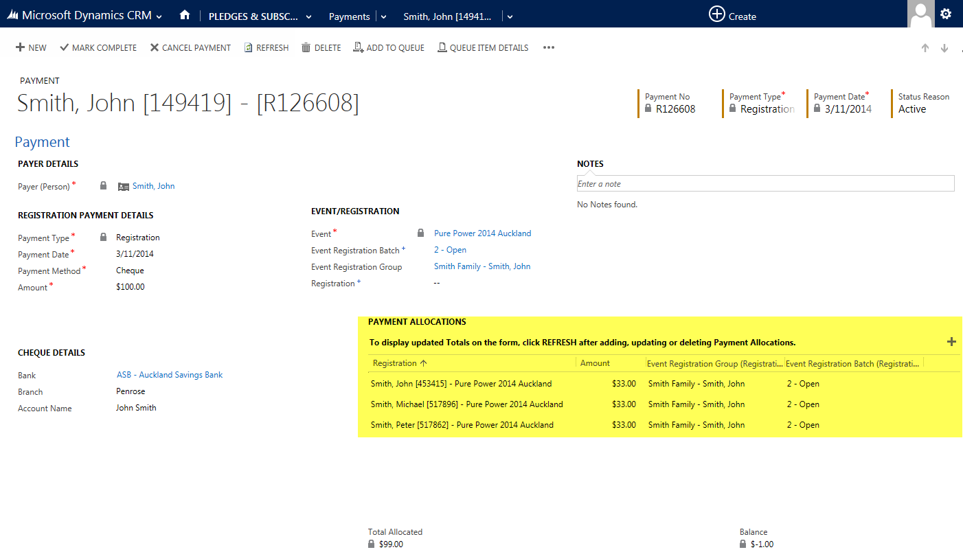 Access Microsoft Dynamics CRM Quick View Form Attributes Using